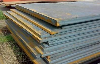朝阳40mn钢板厂市场成交情况一般