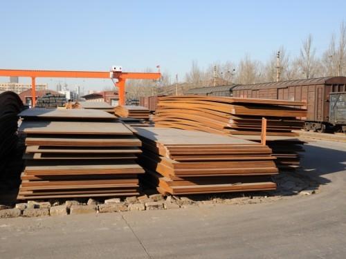 那曲40mn钢板厂市场上贸易商的库存量近期有所增加
