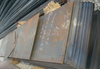 淮阴20mn钢板市场走货吃力