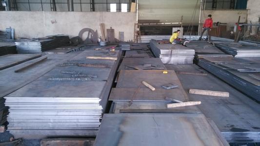 阿拉善30mn钢板市场的心态会随着经济调整的状况而预期调整重心上移